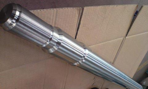 fabricacion-eje-cromado-vastago-hidraulico-roscado